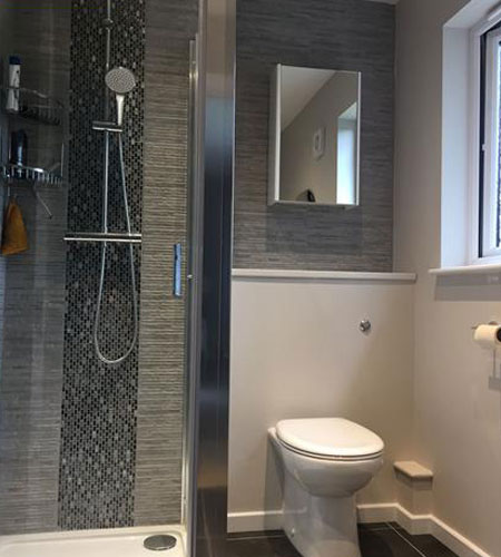 New Bathroom - Redhill