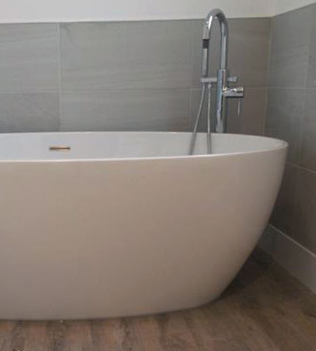 Total refit of main bathroom - Redhill, Surrey