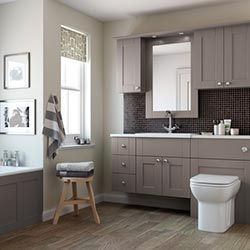 Mereway Bathroom Furniture